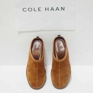 Cole Haan Slip on Wedge Size 7B